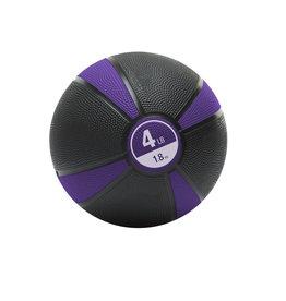 MERRITHEW Medicine Ball - 4lbs (Purle)