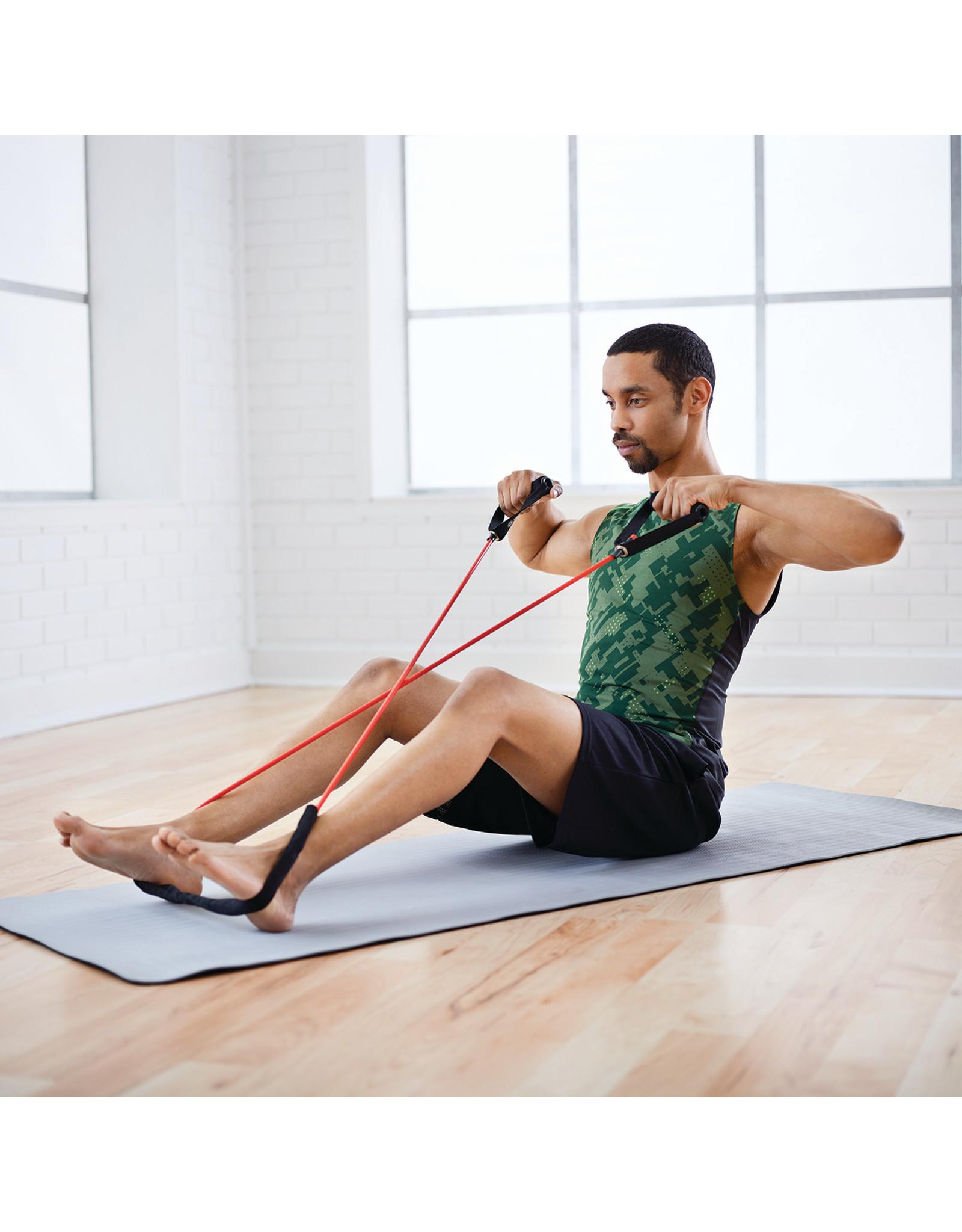 MERRITHEW Strength Tubing™  -  core - regular strength (Red)