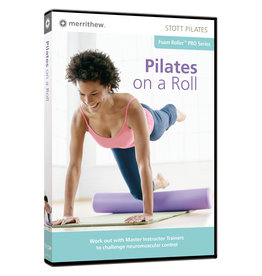 MERRITHEW DVD - Pilates on a Roll