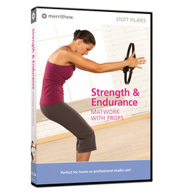 MERRITHEW DVD - Strength & Endurance, Matwork with Props