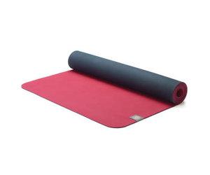 Merrithew Eco Yoga Mat (maroon/charcoal)