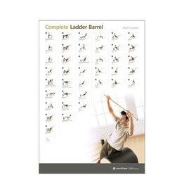 MERRITHEW Ed Aid - Wall Chart - Ladder Barrel - Complete