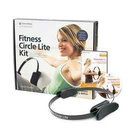 """MERRITHEW Fitness Circle Lite Kit with/DVD & Poster, 2nd Ed. (14"""" Circle) (EN/FR)"""