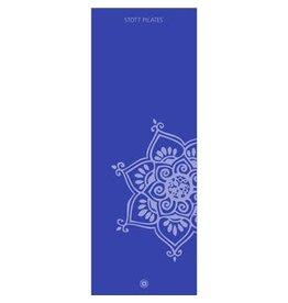 MERRITHEW Pilates & Yoga Mat Mandala (blue)