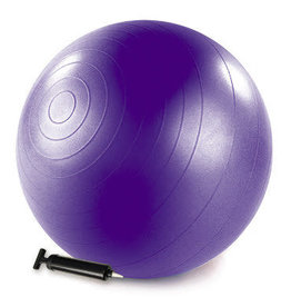 MERRITHEW Ball - Stability Ball™ Plus 75cm purple with/ pump