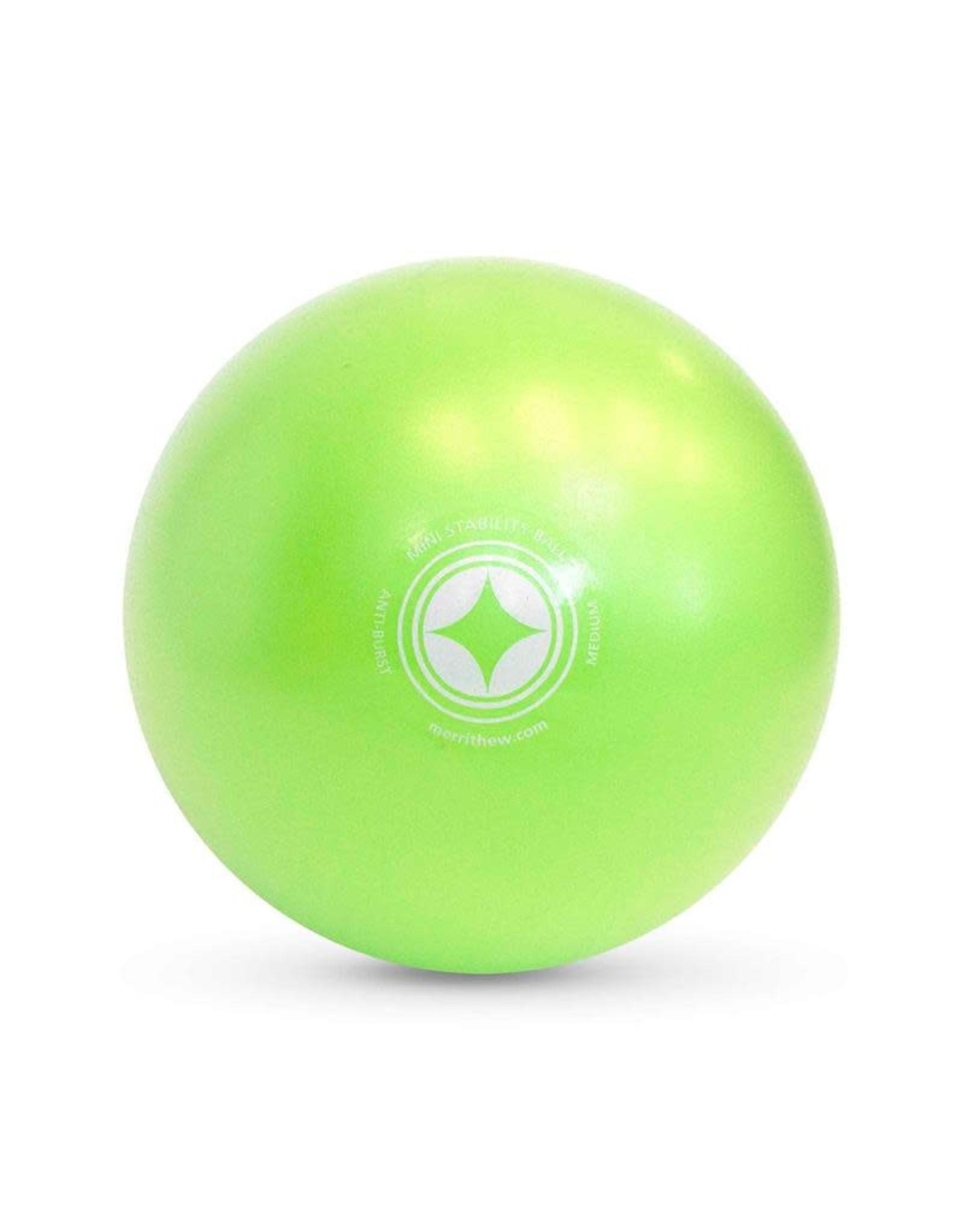 MERRITHEW Ball - Mini Stability Ball™ Medium (line green)