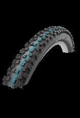 "SCHWALBE Tire, Hans Dampf II Addix - 27.5"" x 2.80""/Tubeless Ready"
