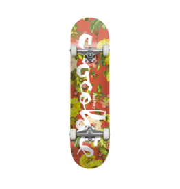 CHOCOLATE Skateboard Complete, Perez Floral Chunk