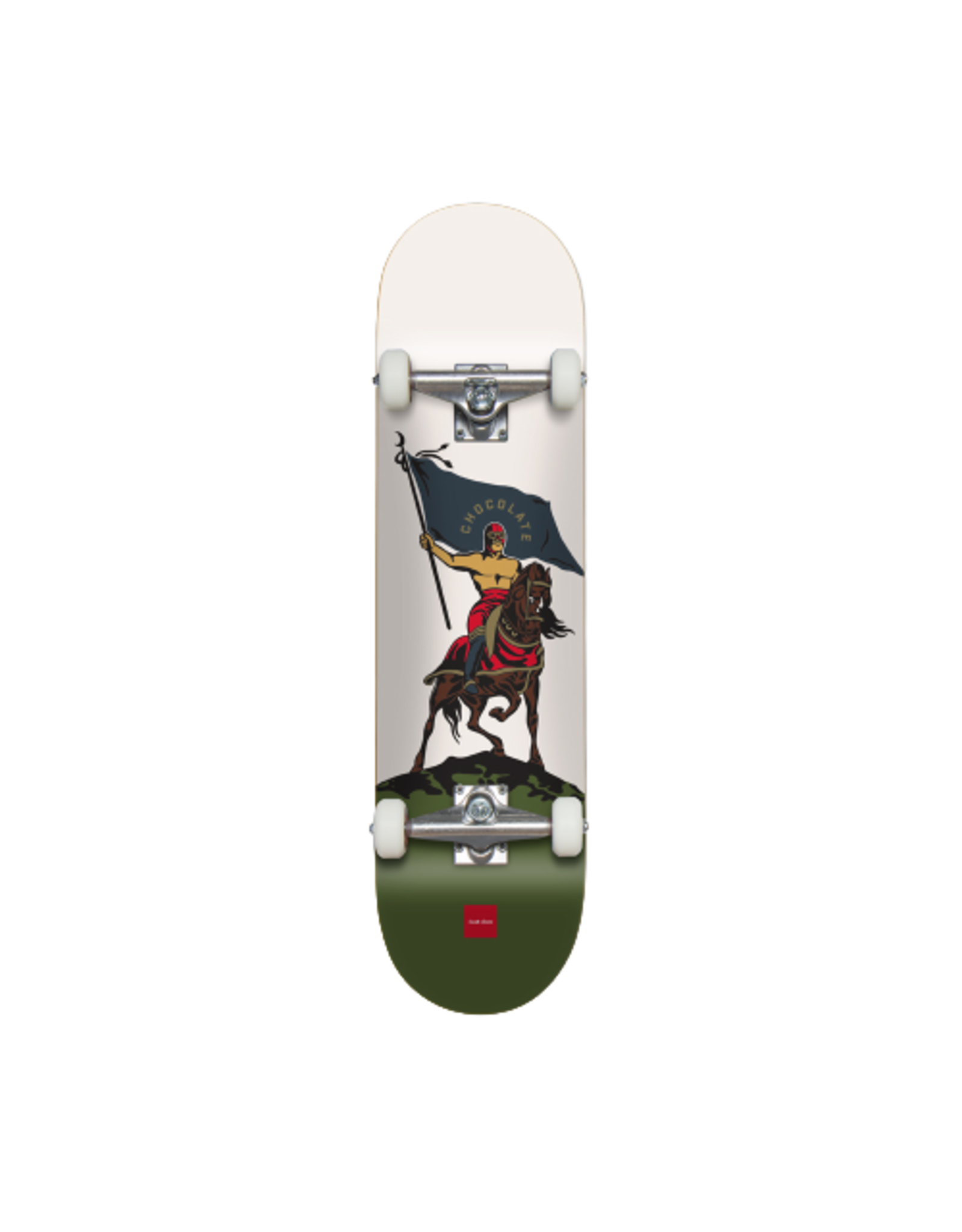 CHOCOLATE Skateboard Complete, Vincent Alvarez X-Large 8.0
