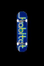 HABITAT Skateboard Complete, Eroded Expo Blue