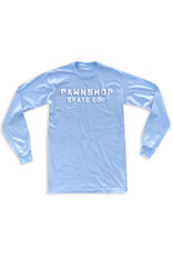 Pawnshop Pawnshop Block Long Sleeve Tee