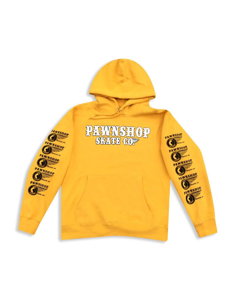 Pawnshop Pawnshop Stamp Hoodie