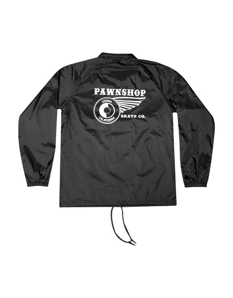 Pawnshop Pawnshop Wing & Wheel Windbreaker