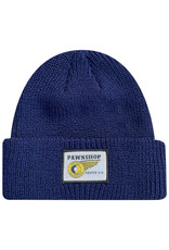 Pawnshop Pawnshop Og Wing  & Wheel Small Patch Beanie