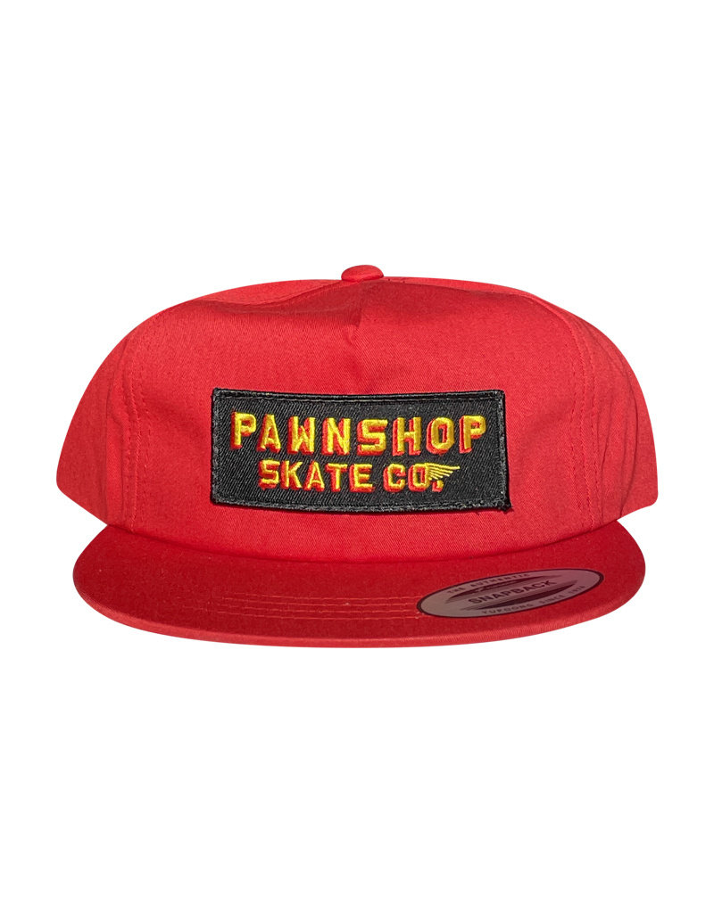 Pawnshop Pawnshop Deconstructed Hat