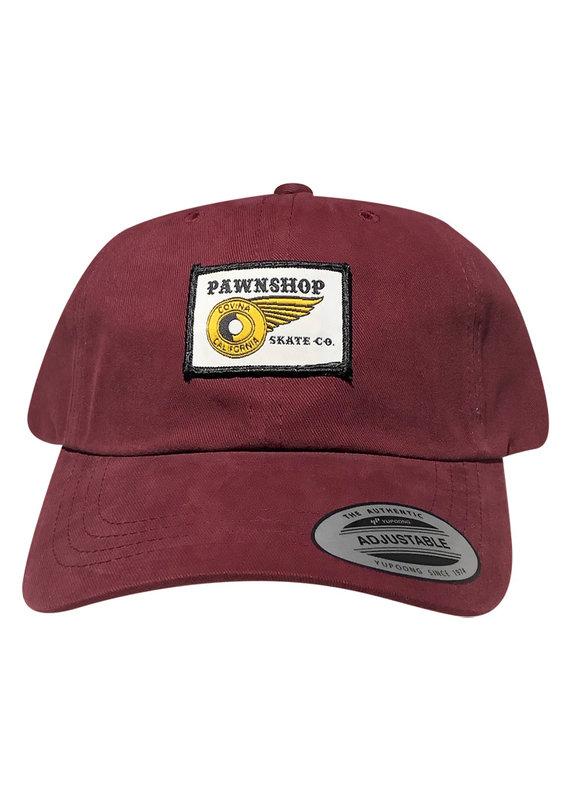Pawnshop Pawnshop OG Wing & Wheel Dad Hat