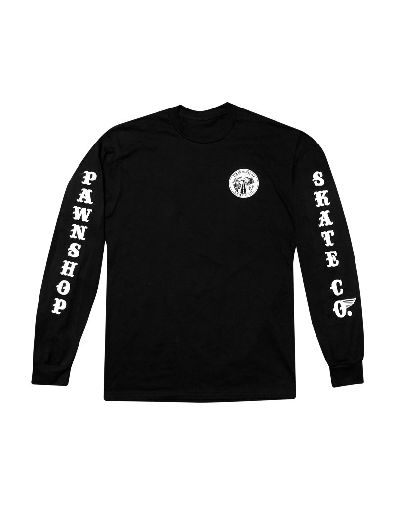 Pawnshop Pawn Golden State Long-Sleeve