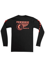 Pawnshop Pawnshop Long Sleeve Wing & Wheel