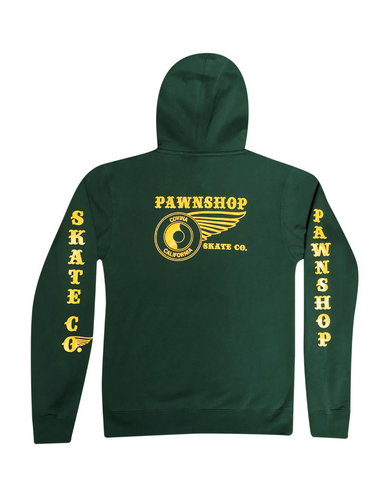 Pawnshop Pawn Wing & Wheel Hoodie