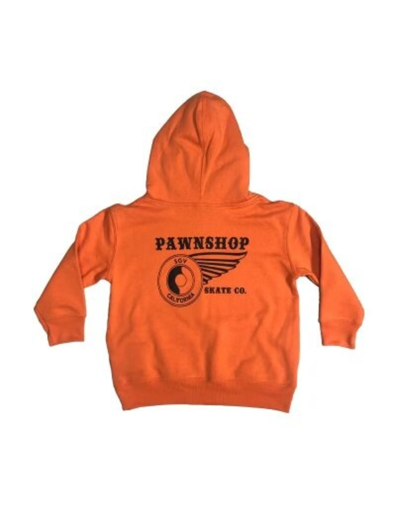 Pawnshop Pawnshop SGV Wing & Wheel Toddler Hoodie