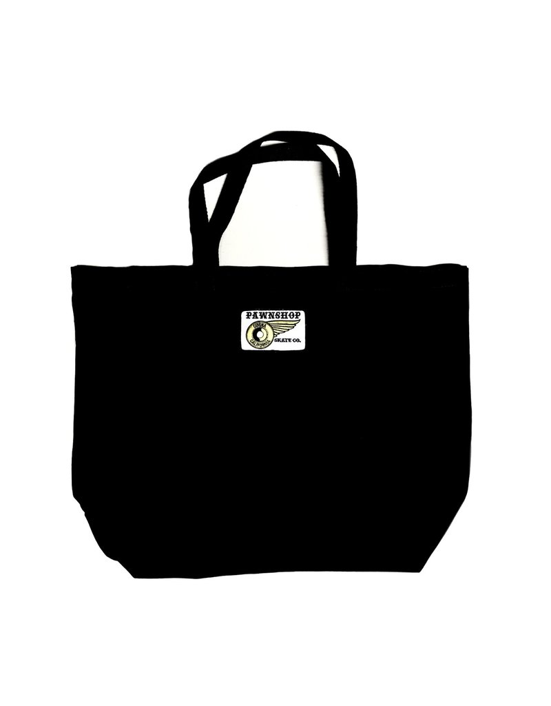 Pawnshop Pawnshop Classic Wing & Wheel Tote Bag