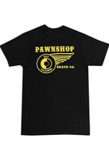 Pawnshop Pawnshop SGV Wing And Wheel Tee