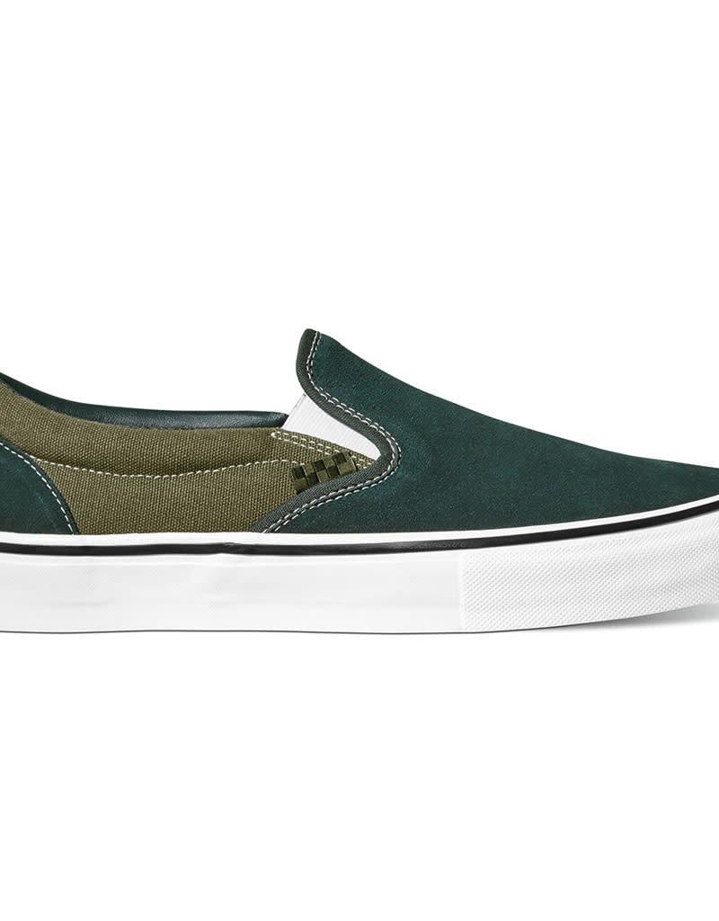 Vans Skate Slip-On (Scarab/Military)