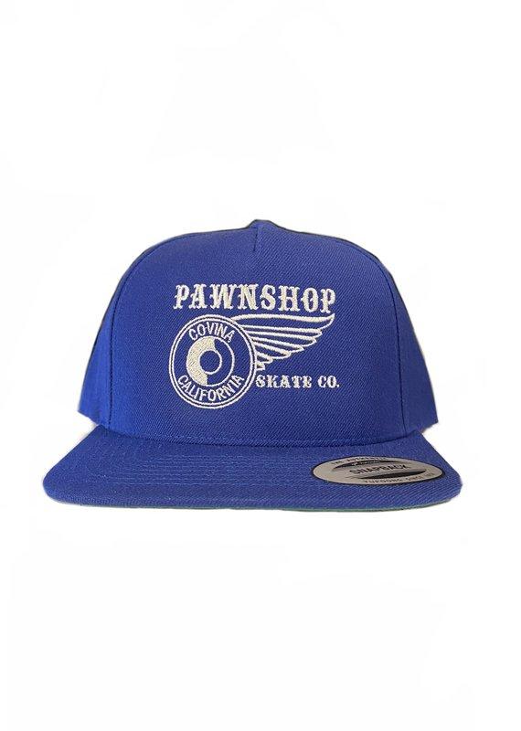 Pawnshop Pawnshop Dodger Blue Baseball Hat