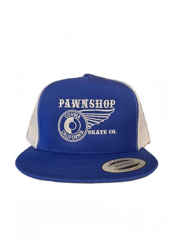 Pawnshop Pawnshop Dodger Blue Trucker Hat