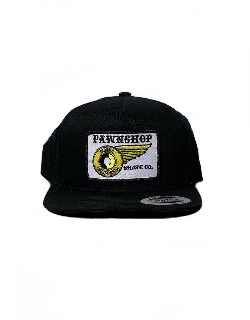 Wing & Wheel Pawn Classic Baseball Hat