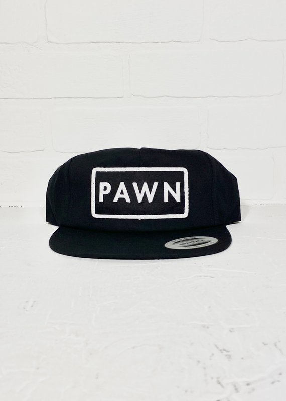 Wing & Wheel PAWN Army Deconstructed Hat