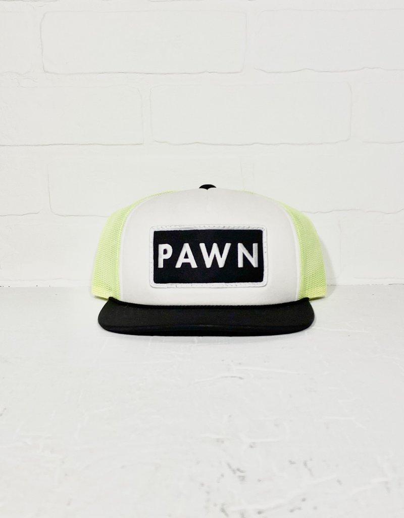 Wing & Wheel PAWN Army Trucker Hat
