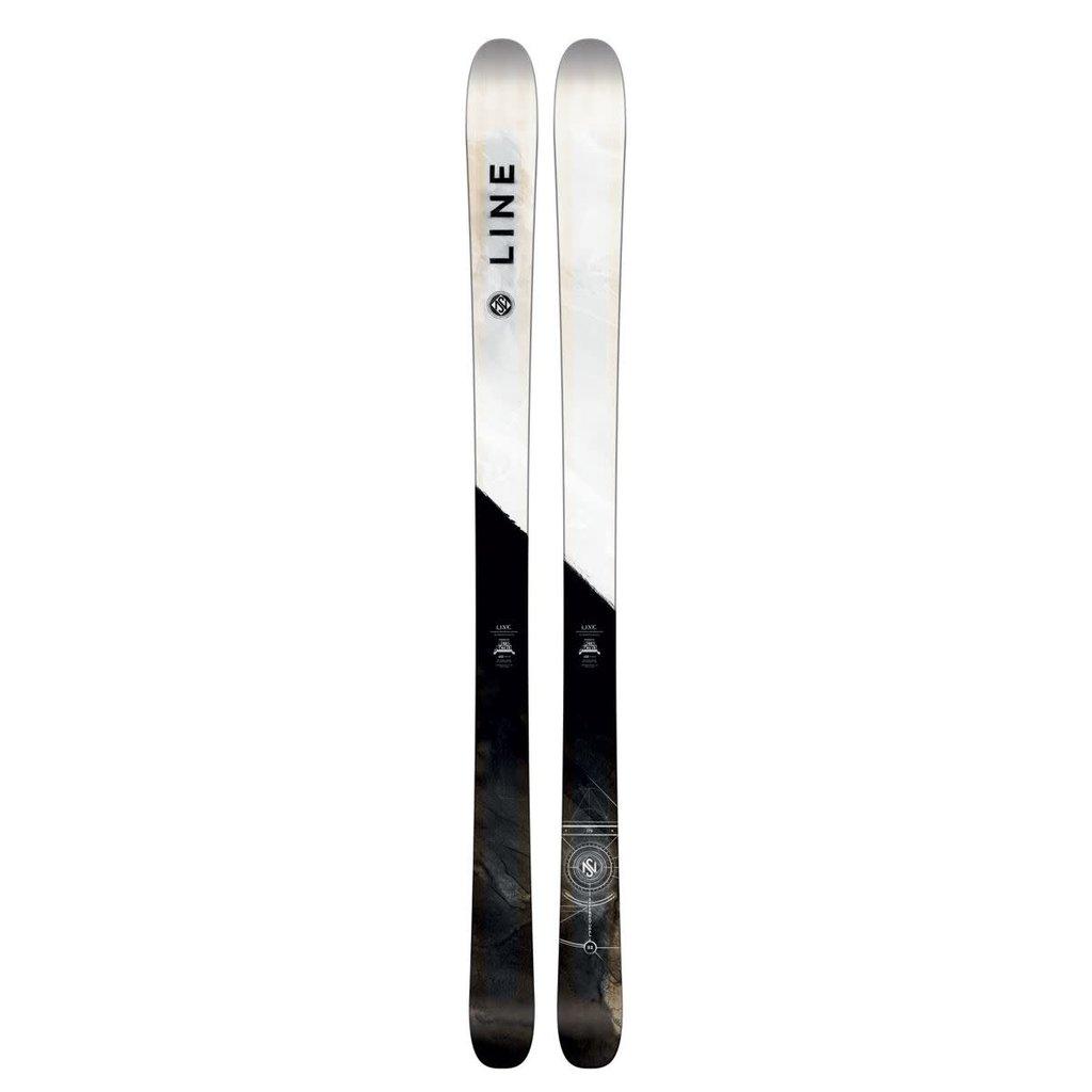 Line Skis Line Supernatural 92 Men's Skis