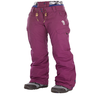 Picture Organic Clothing Picture Organic Treva Women's Pant Burgundy