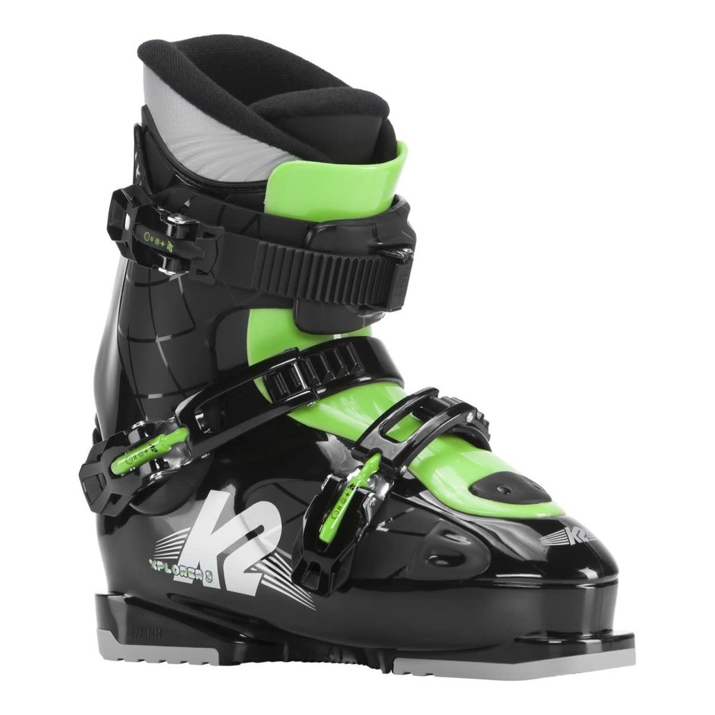 k2 K2 XPlorer 3 Youth Ski Boot