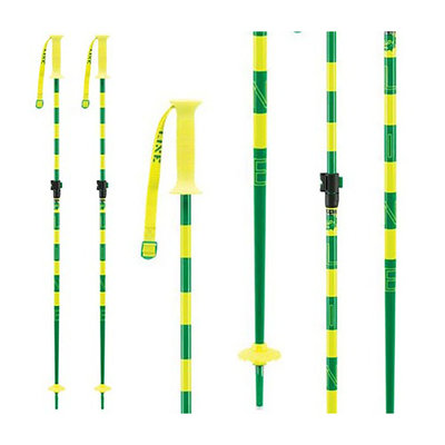 Line Skis Line GetUp Youth Ski Pole - Green