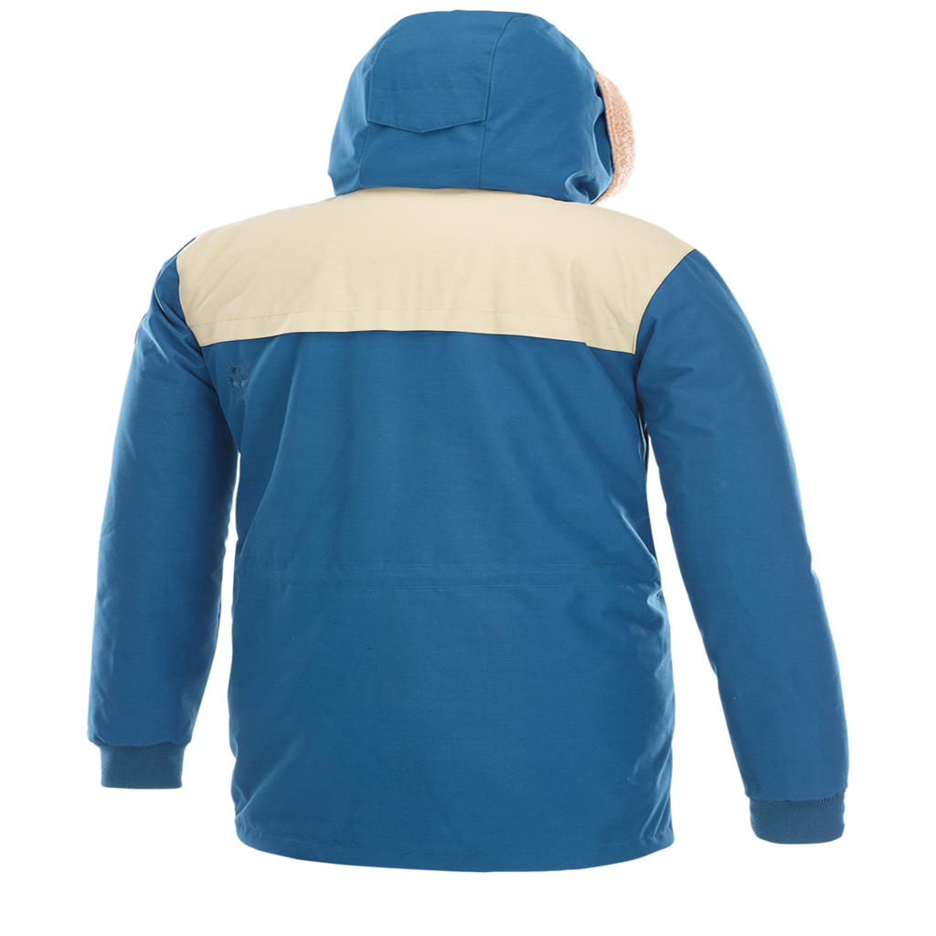 Picture Organic Clothing Picture Organic Vermont Men's Jacket Petrol Blue
