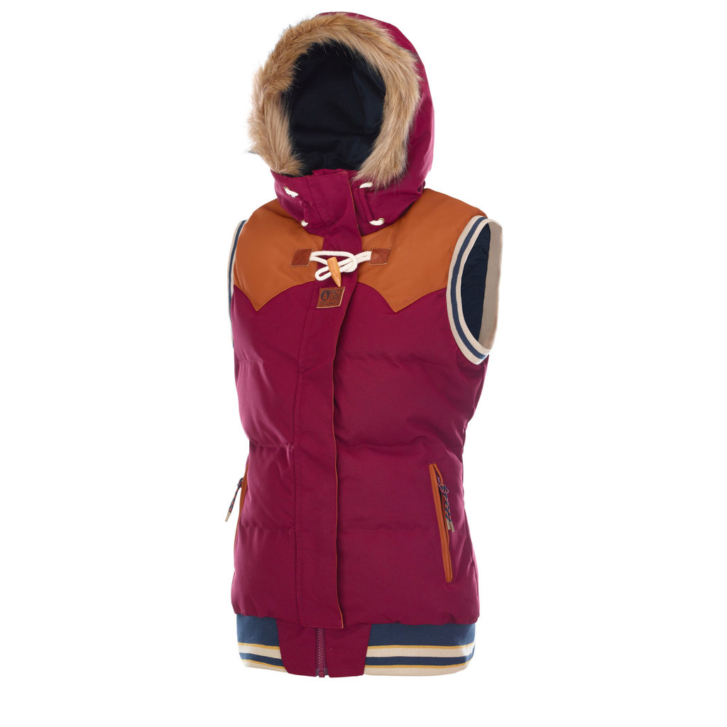 Picture Organic Clothing Picture Organic Holly Women's Jacket Burgundy