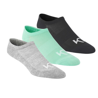 Kari Traa Kari Traa Women's Heel Sock 3 pack GM
