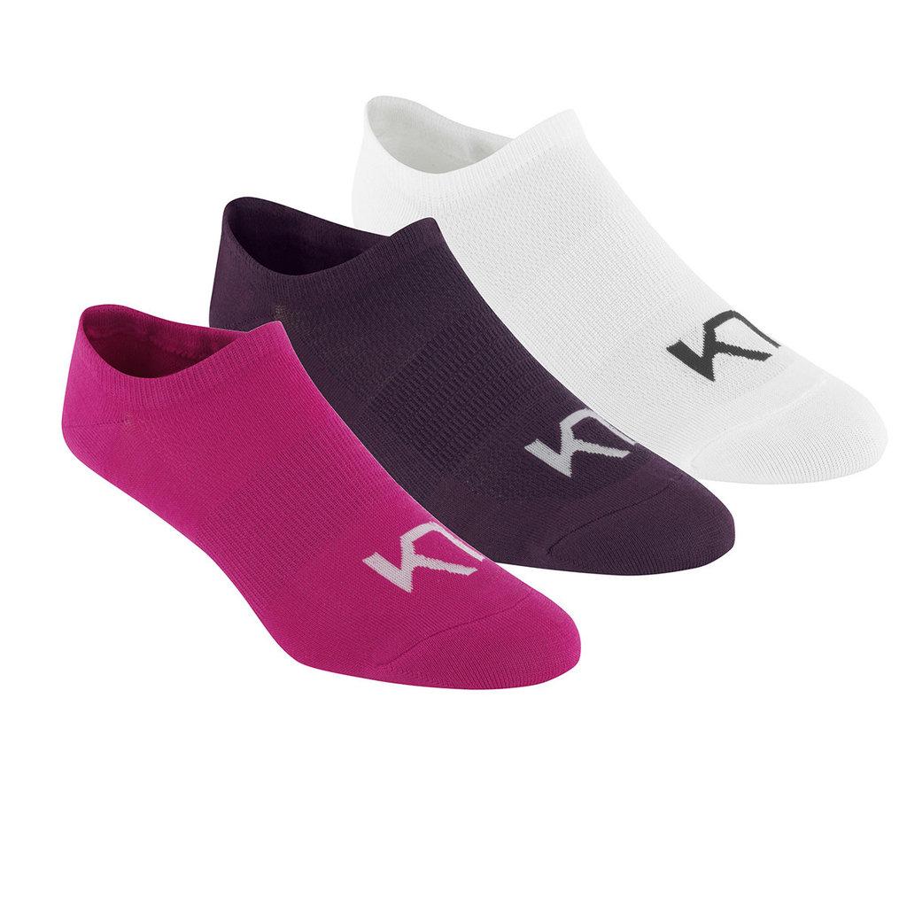 Kari Traa Kari Traa Women's Heel Sock 3 pack SWE