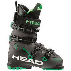 Head Head Vector Evo 120 Mens Ski Boots Black Anthracite Green