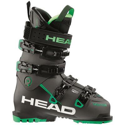 Head Head Vector Evo 120 Mens Ski Boots Black Anthracite Green