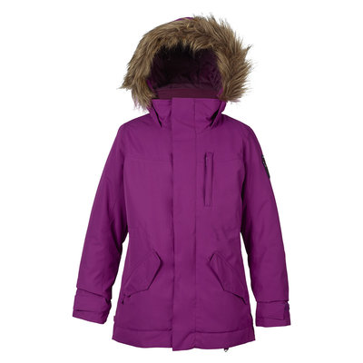 Burton Burton Girls Aubrey Parka Jacket Youth