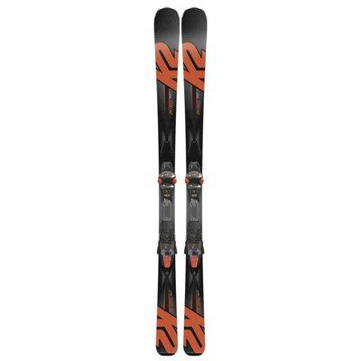 k2 K2 Ikonic 84Ti Men's Skis + MXC 12 TCX Bindings
