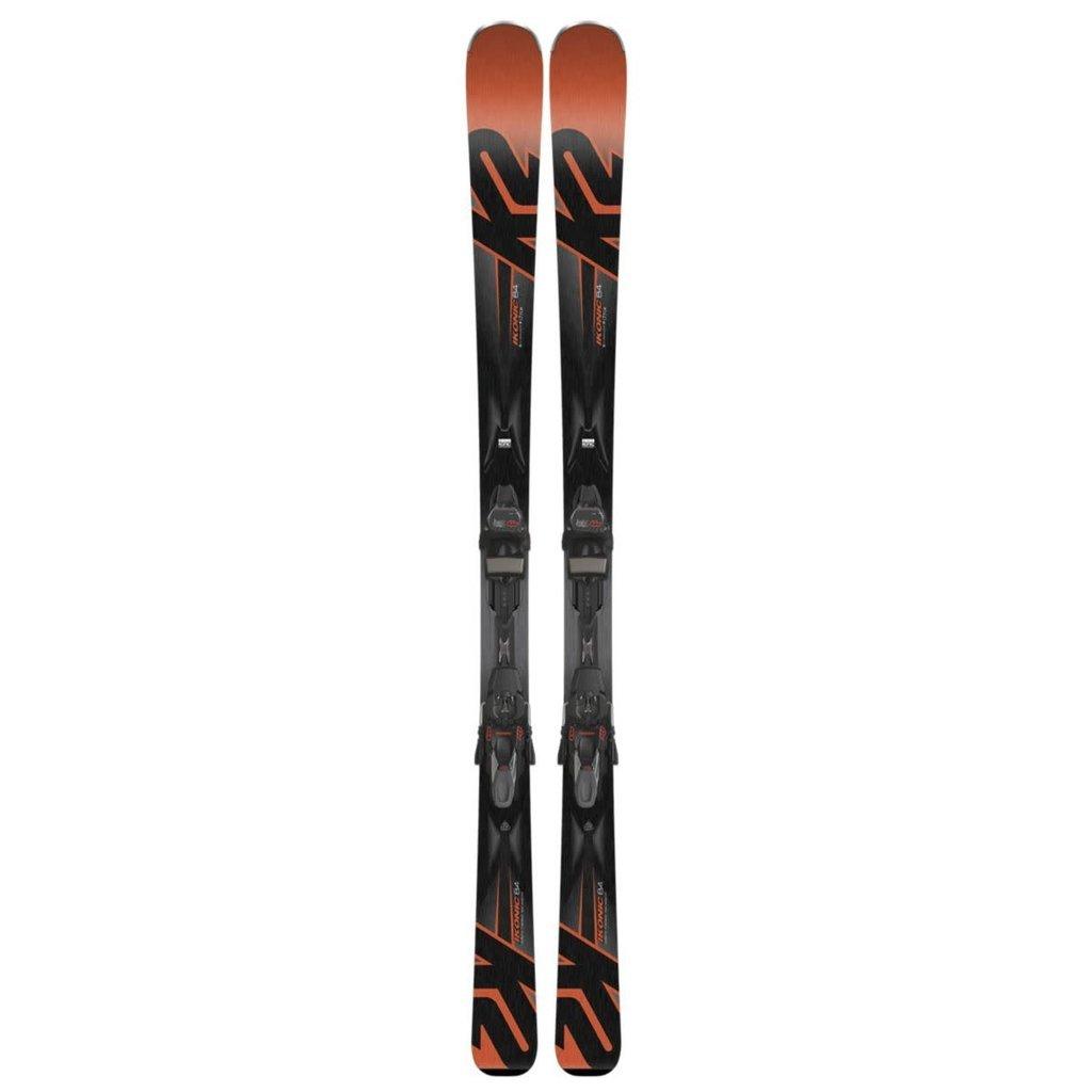 k2 K2 Ikonic 84 Men's Skis + M3 12 TCX Binding