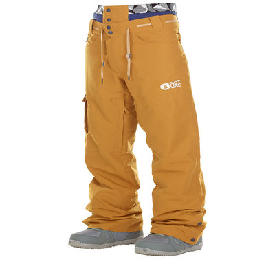 Picture Organic Clothing Picture Organic Men's Under Pant Camel