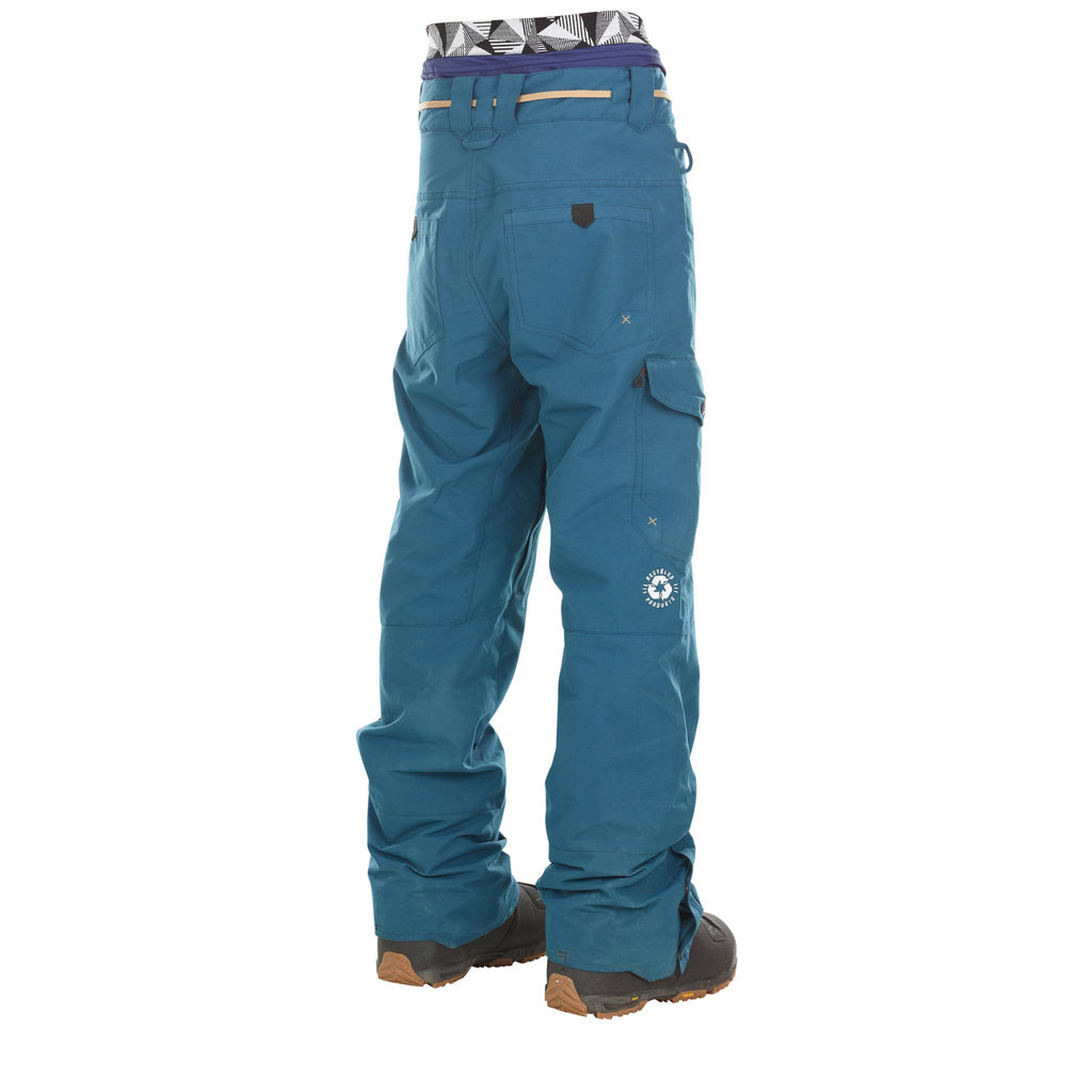 Picture Organic Clothing Picture Organic Men's Under Pant Petrol Blue
