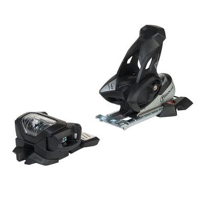 Head Tyrolia Attack 16 GW Ski Bindings Solid Black (No Brake)