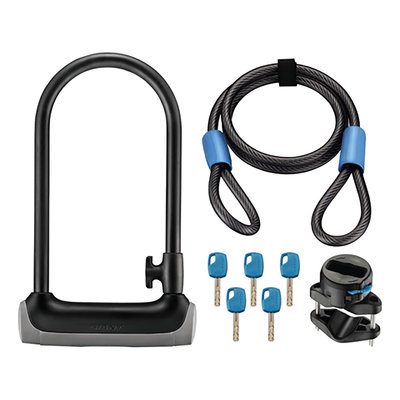 Giant Giant SureLock Protector U-Lock & Cable