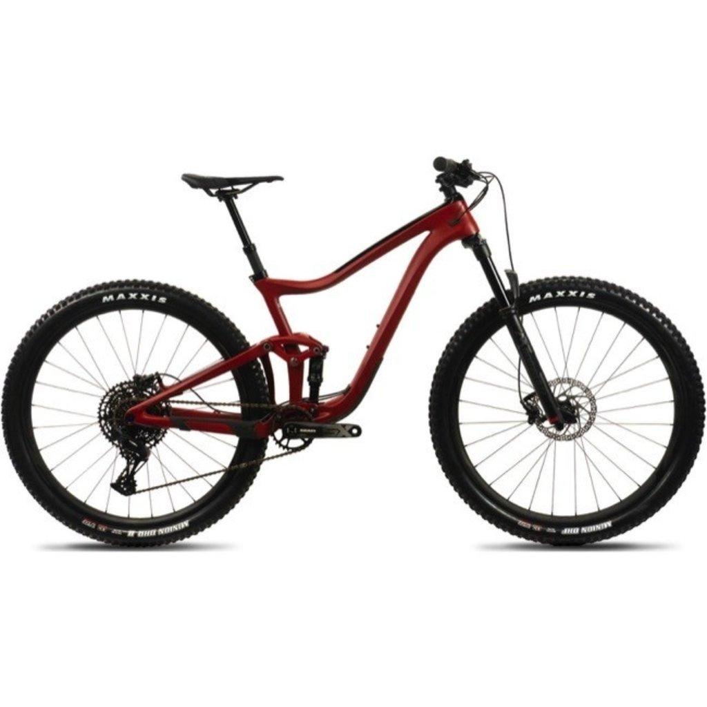 Giant Giant Trance Advanced Pro 29 3 M Biking Red